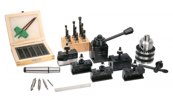 Tooling Package, Grizzly G0765 Mini Lathe