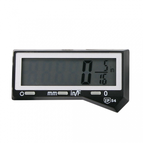 """Fractions Display Electronic Digital Caliper"