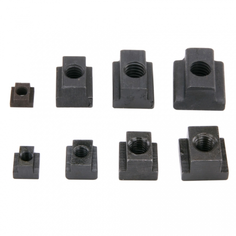 T-Slot Nuts Individual Sizes