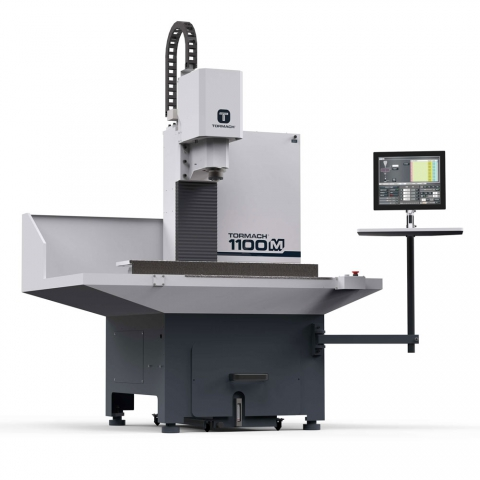 Milling Machine CNC, Tormach 1100M Starter Package