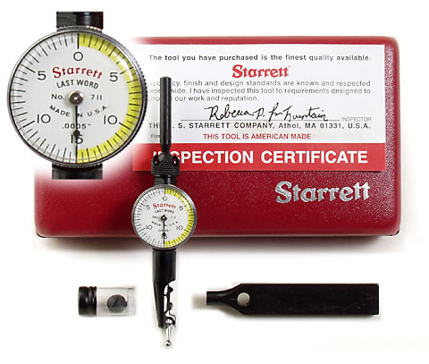 Starrett Precision Tools - LittleMachineShop.com