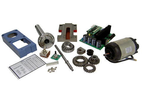 Replacement Parts - LittleMachineShop.com on