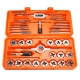 Tap & Die Set, 41-Piece